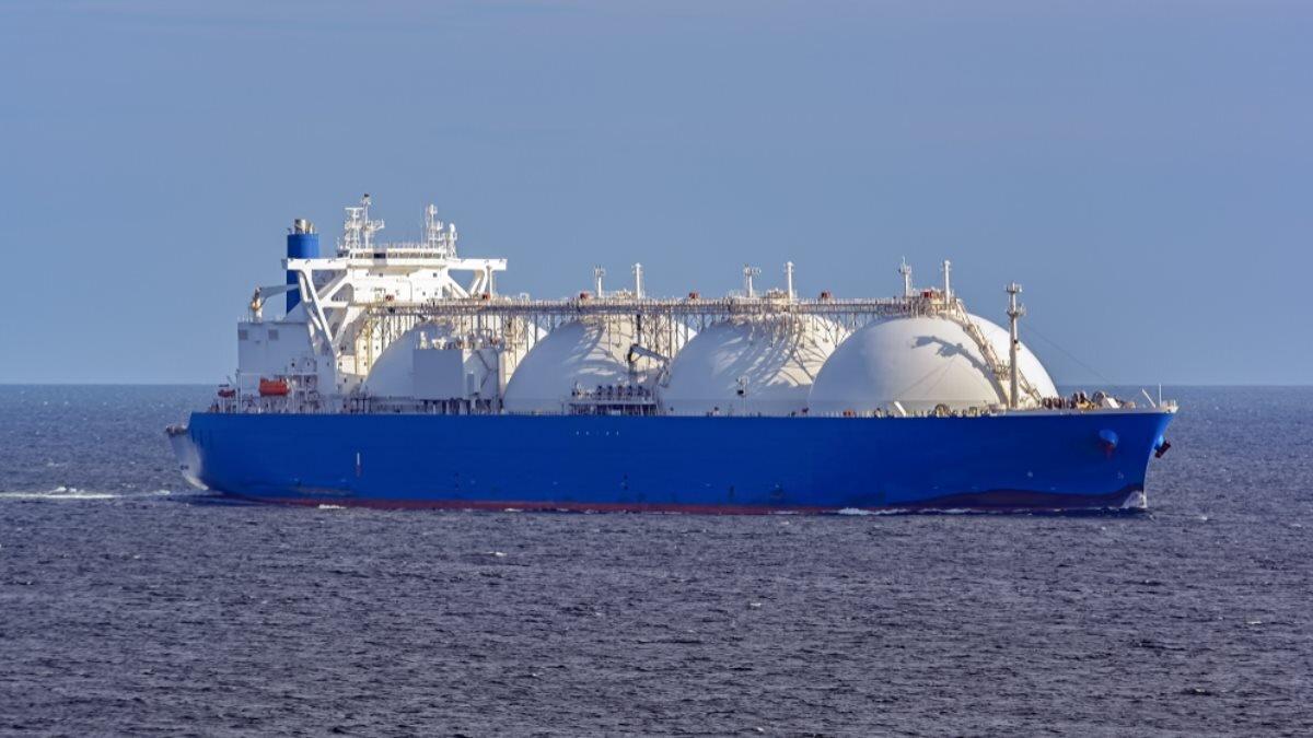 СПГ сжиженный природный газ танкер