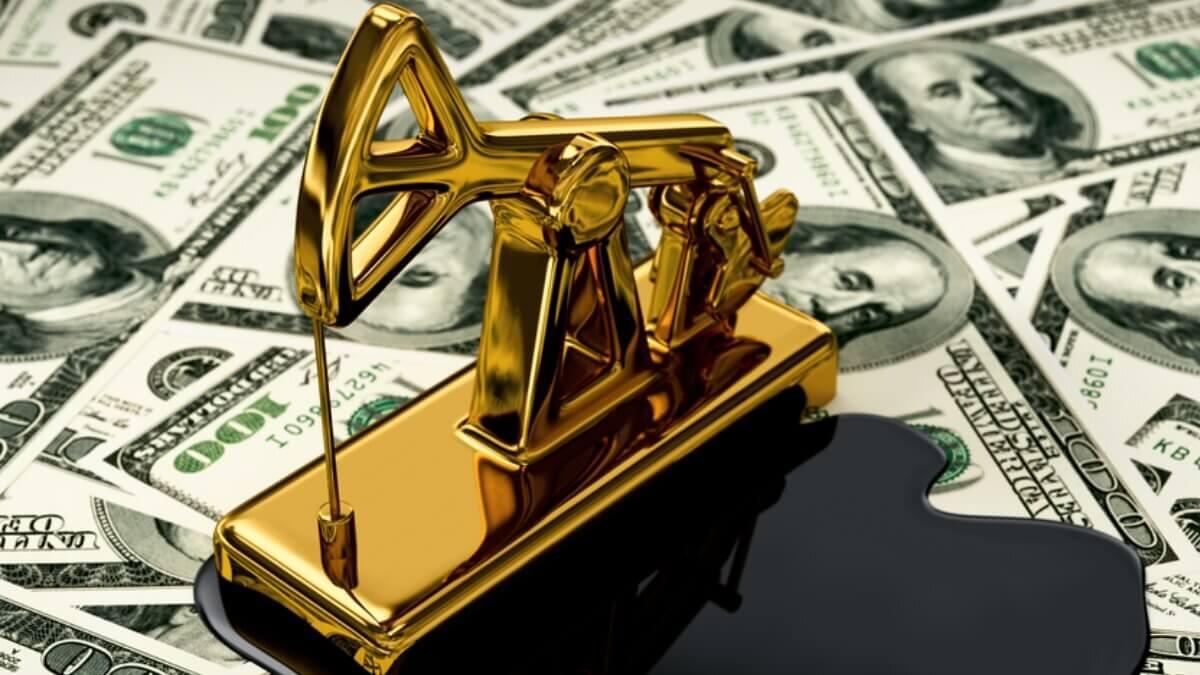 Нефть доллары золото торги биржа