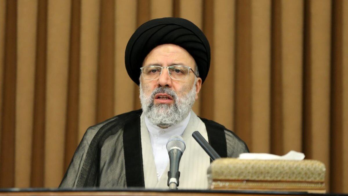 Вновь избранный президент Ирана Эбрахим Раиси