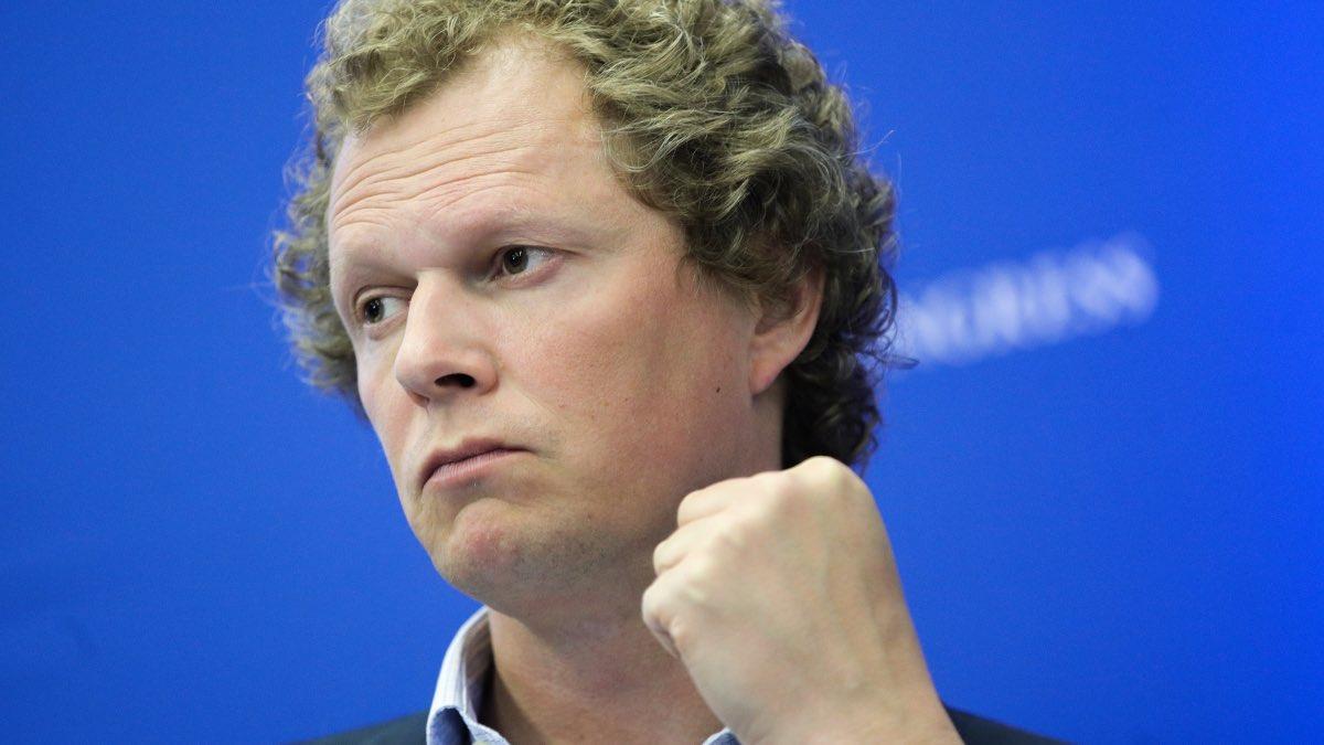 Даниил Егоров, глава ФНС России