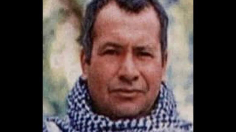 Метин Арслан, начальник разведки Рабочей партии Курдистана