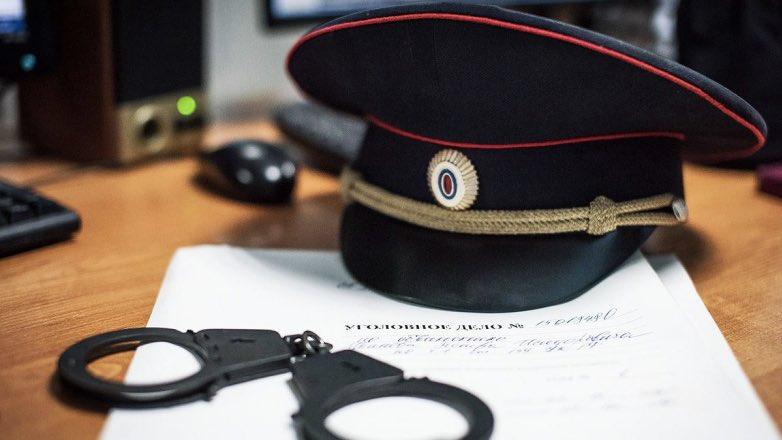 Полиция наручники уголовное дело