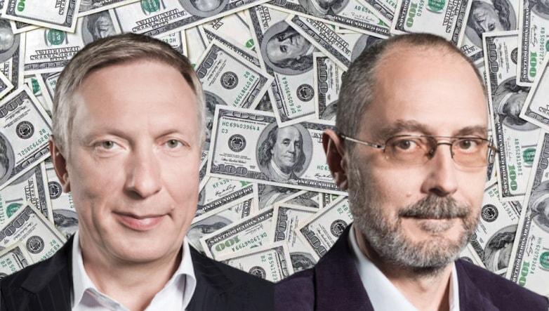 Ратмир Тимашев и Андрей Баронов