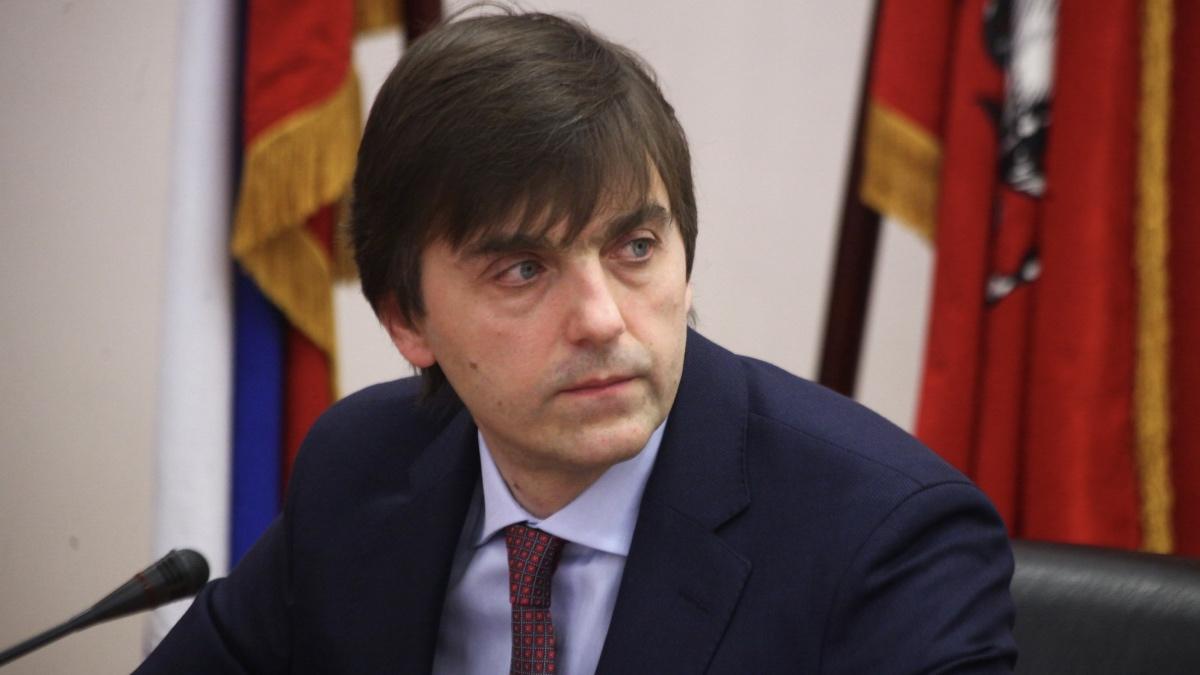 Сергей Кравцов министр просвещения РФ