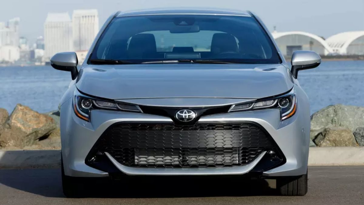 Toyota Corolla для американского рынка