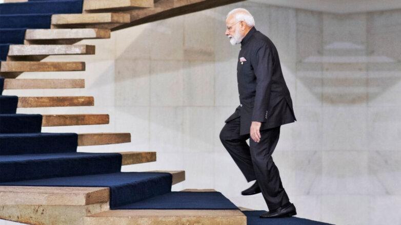 Индия Нарендра Моди