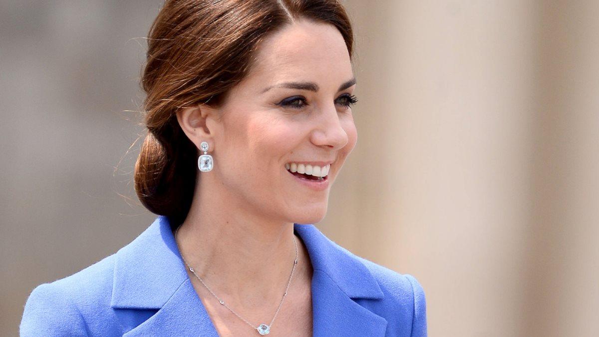 Кейт Миддлтон - Kate Middleton один