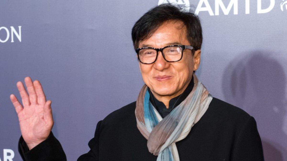 Актёр Джеки Чан - Jackie Chan