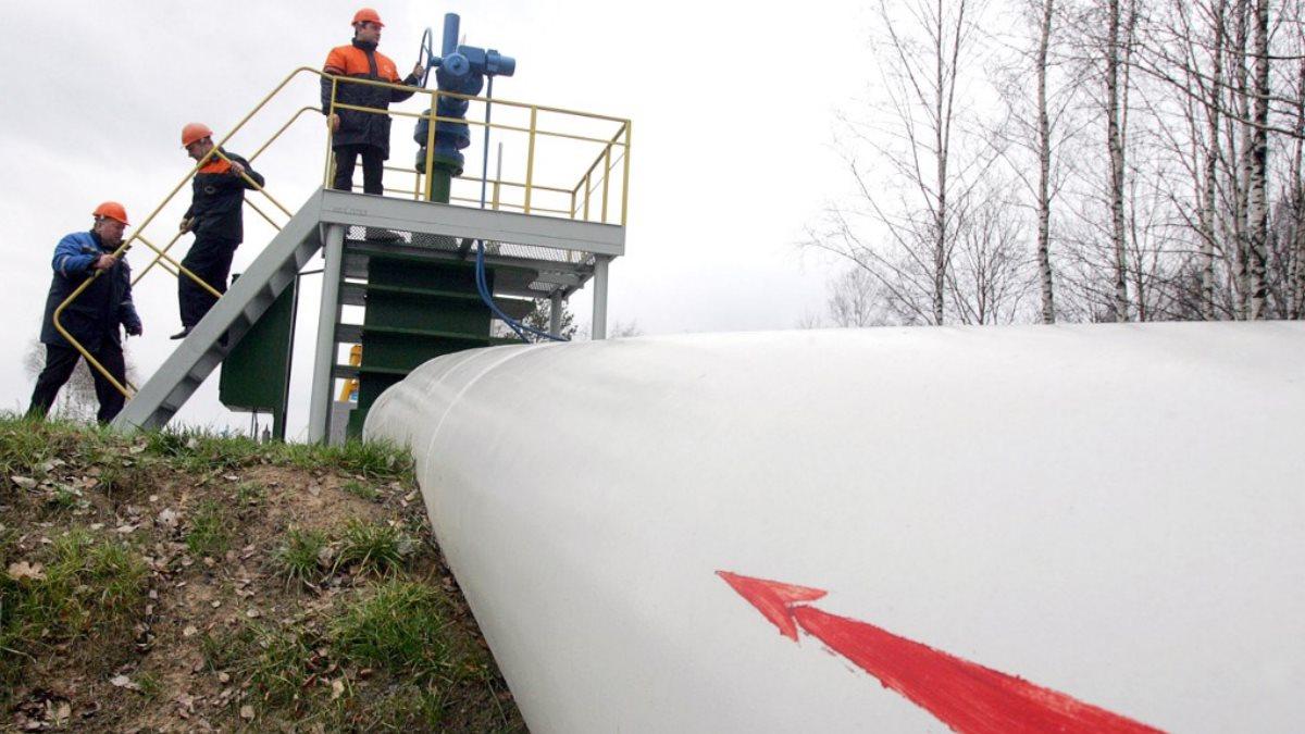 Нефтепровод Дружба нефть