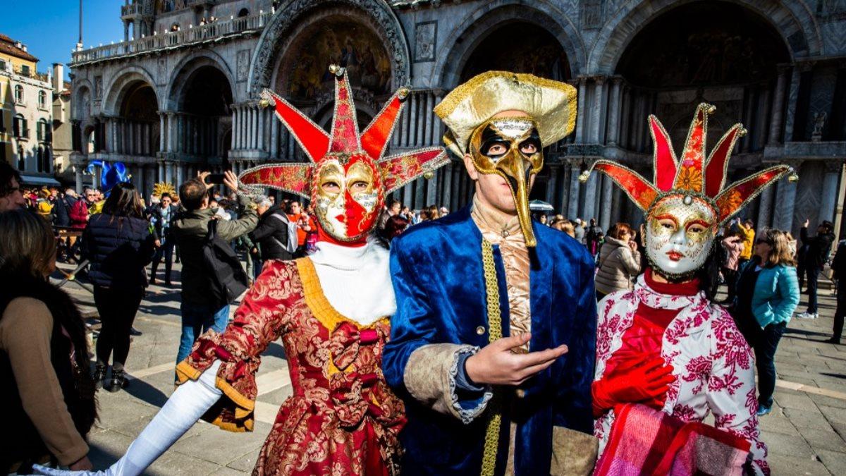Венеция карнавал туризм