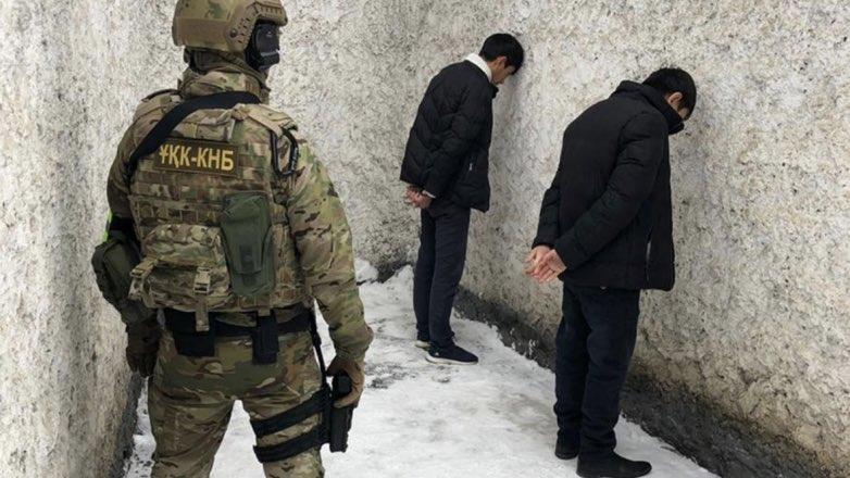 Алма-Ата террористы
