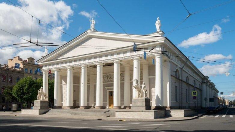 Центральный выставочный зал Манеж Санкт-Петербург
