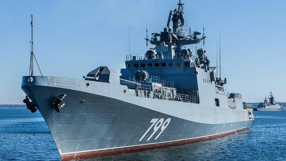 Фрегат Адмирал Макаров