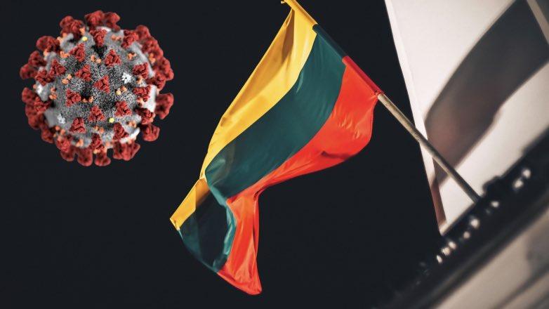Литва коронавирус