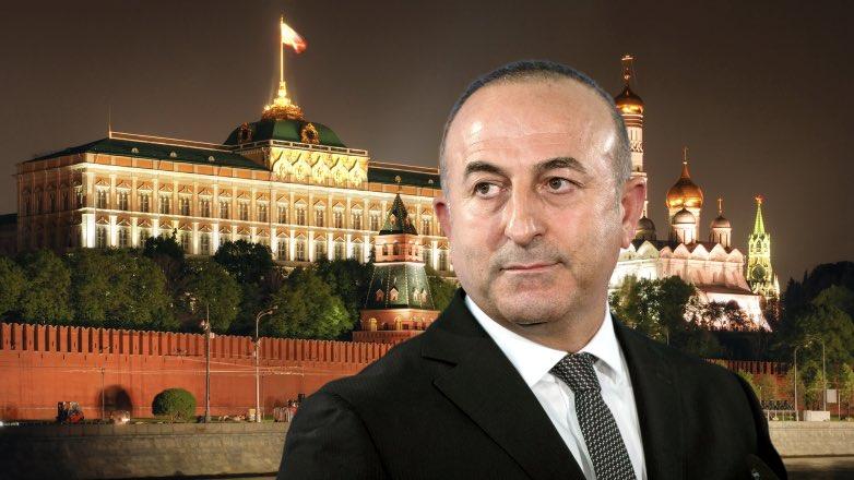 Мевлют Чавушоглу МИД Турции и Москва