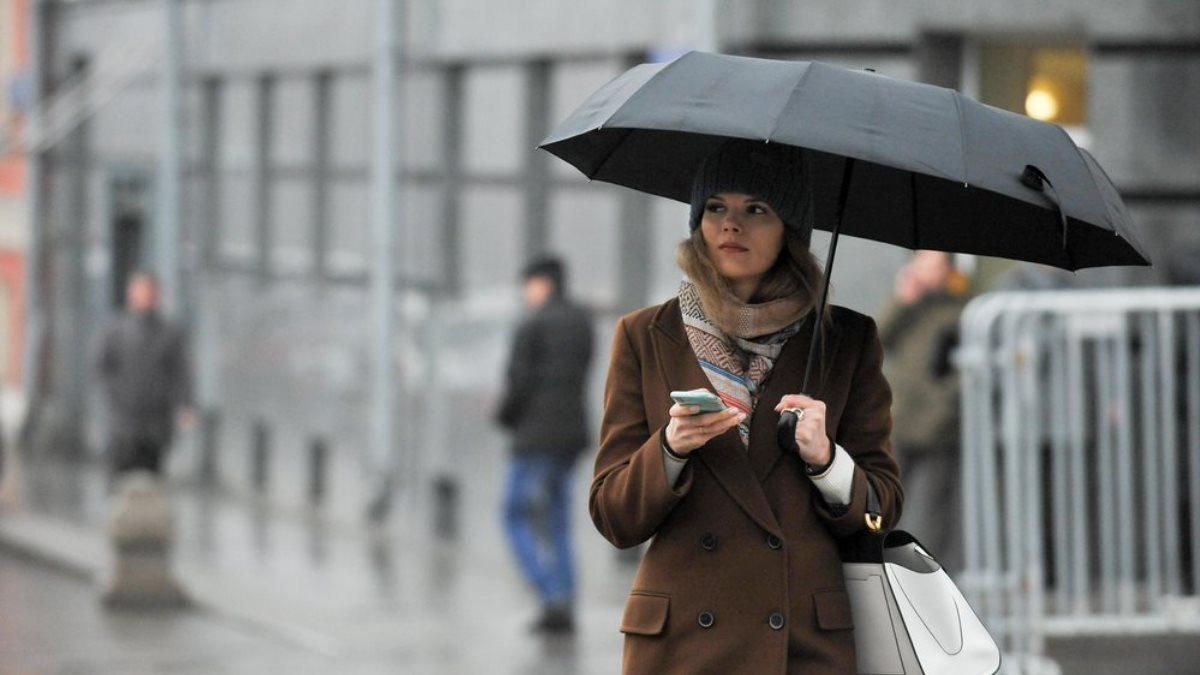 Погода дождь улица