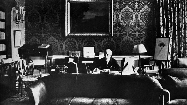 Джордж Бьюкенен посол Великобритании в России
