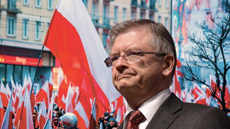 Сергей Андреев посол РФ в Польше
