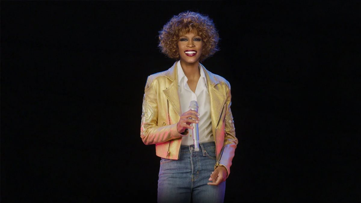 Певица Уитни Хьюстон - Whitney Houston