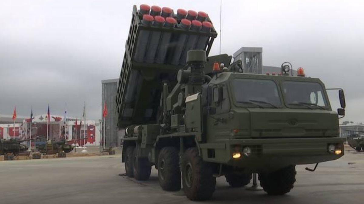 Зенитный ракетный комплекс ЗРК С-350 Витязь