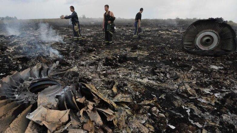 катастрофа Boeing Малазийских авиалиний в Донецкой области в 2014 году