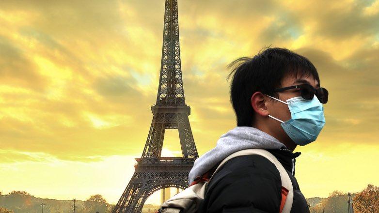 китаец в Париже