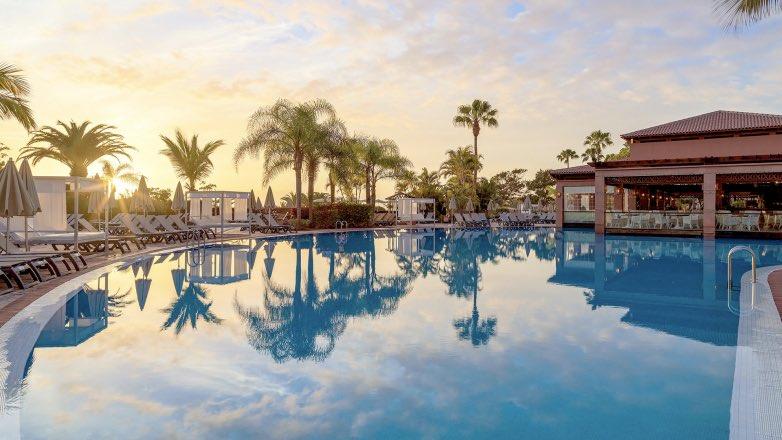 коронавирус отель на Тенерифе H10 Costa Adeje Palace