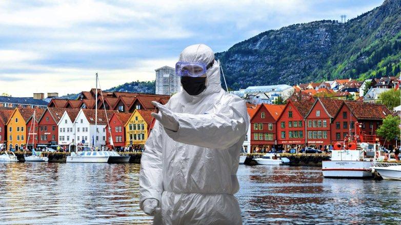 норвегия и коронавирус