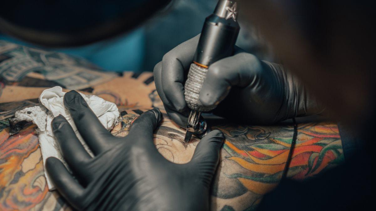 Названа опасность татуировок