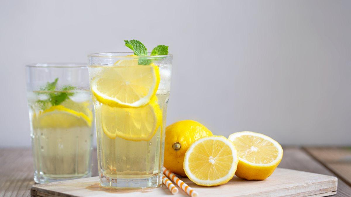 Лимонад лимоны один