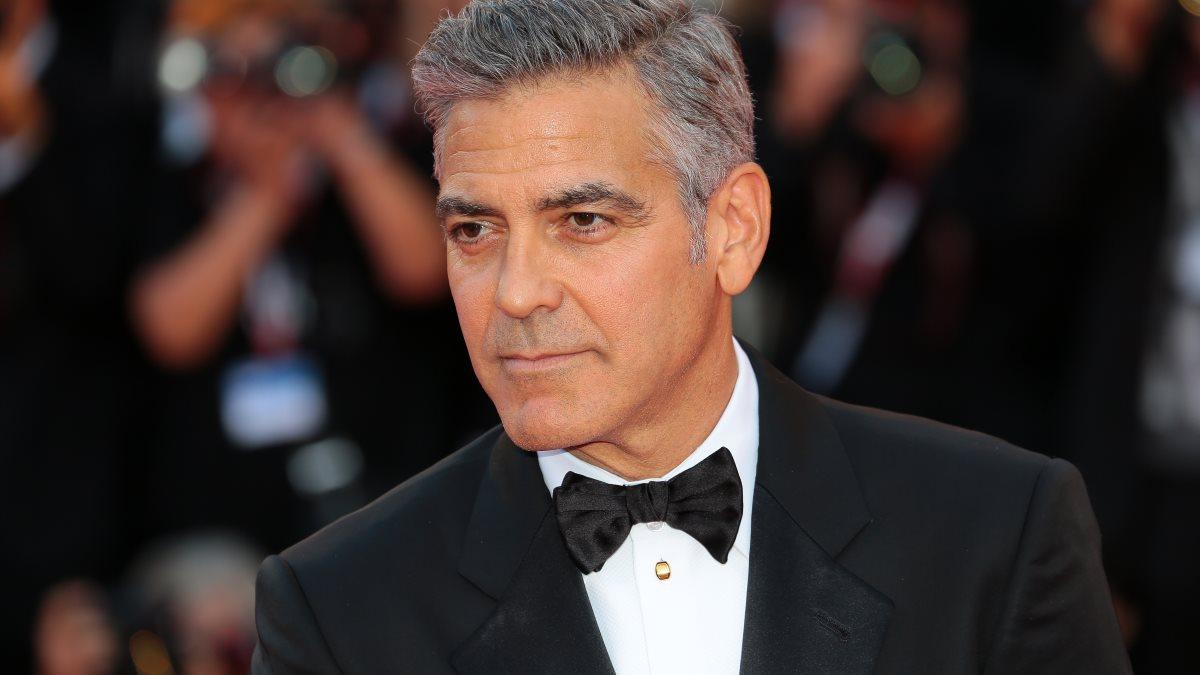Актёр Джордж Клуни - George Clooney