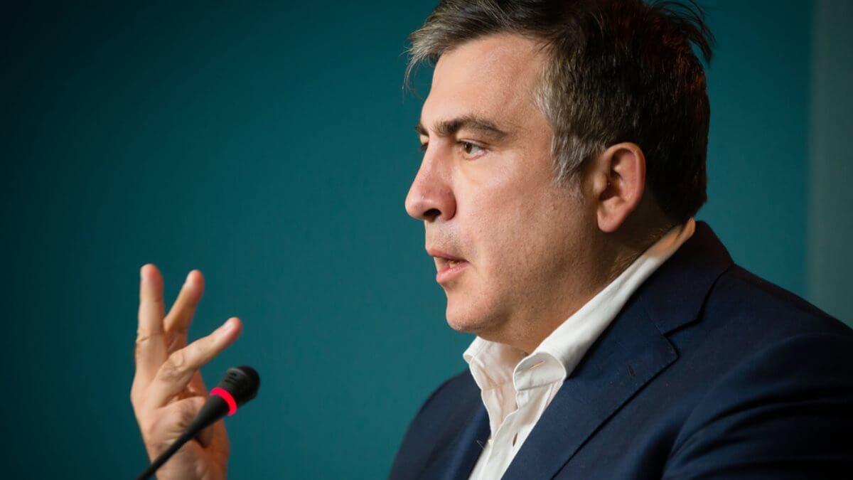 Михаил Саакашвили - Mikhail Saakashvili заявляет
