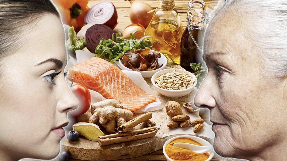 средиземноморская диета старение