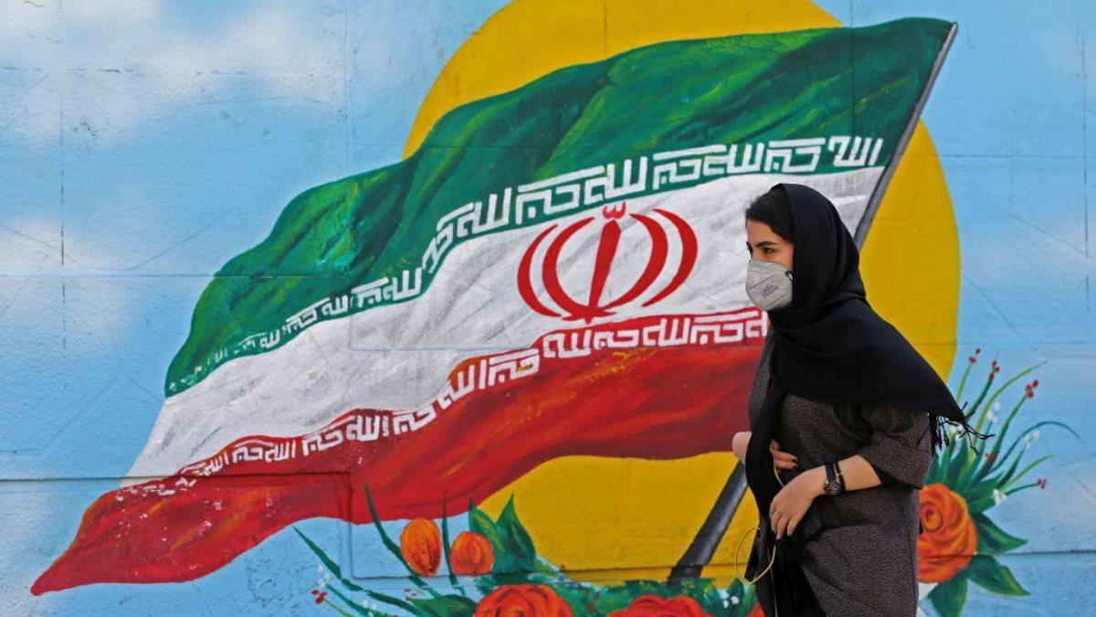 Коронавирус Иран