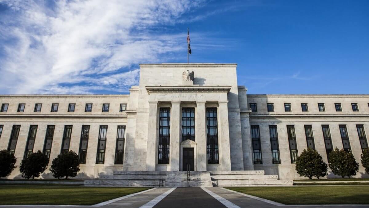 Штаб-квартира ФРС США в Вашингтоне