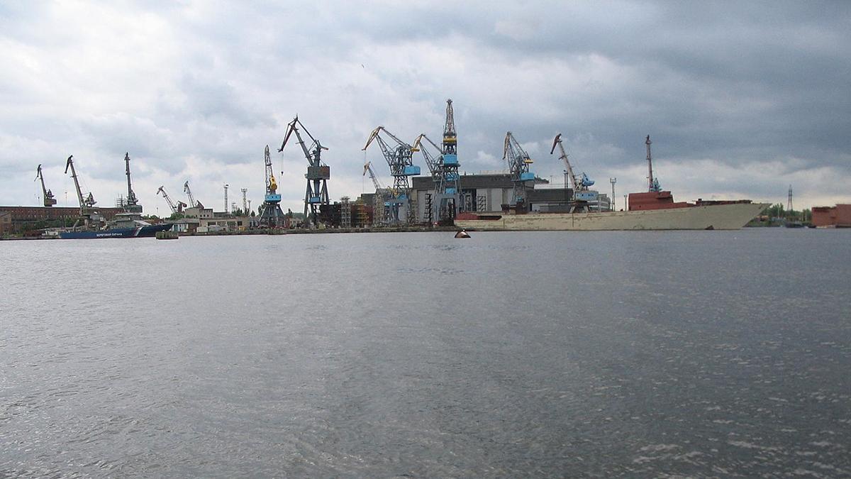 Судостроение судостроительный завод