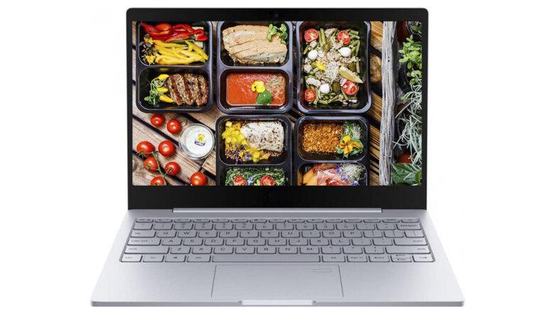 Продукты Доставка Ноутбук