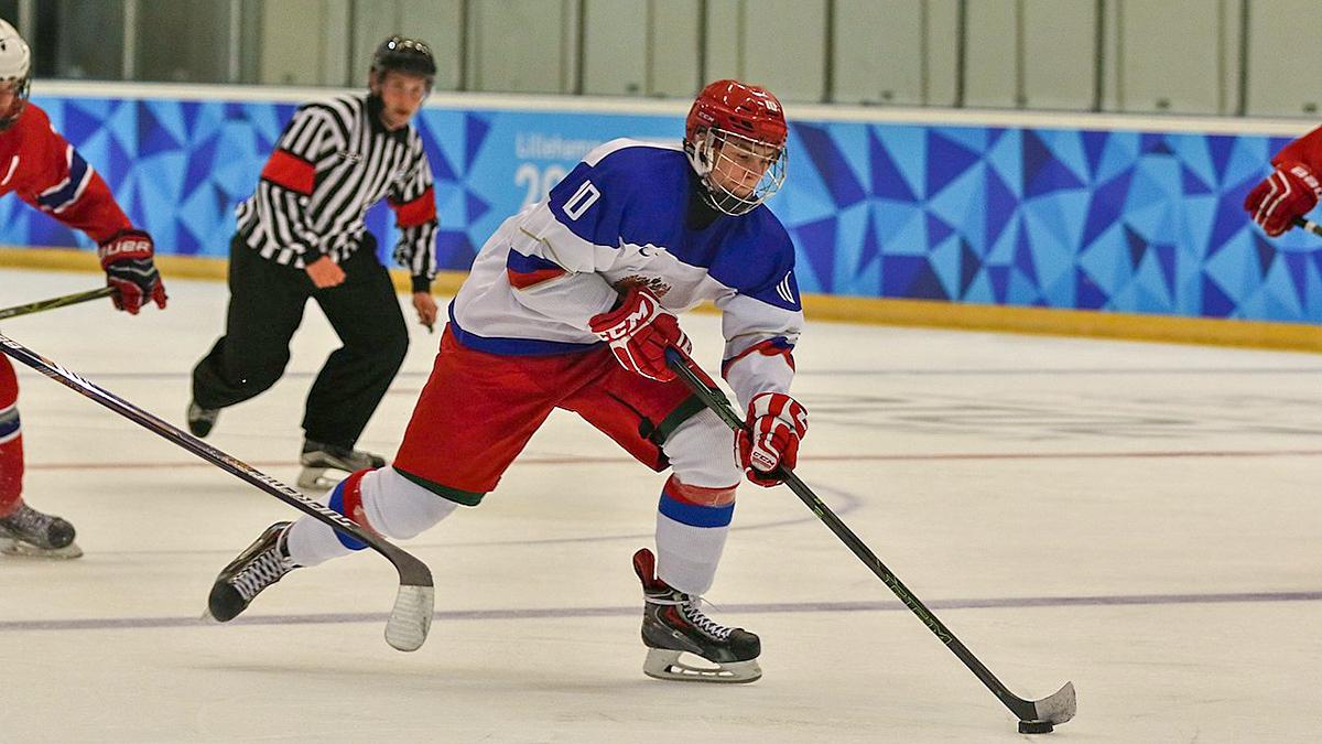 Андрей Свечников хоккеист хоккей