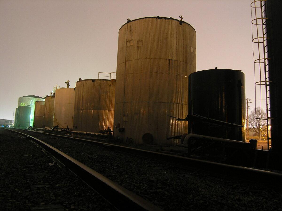 Нефть Нефтеперерабатывающий завод