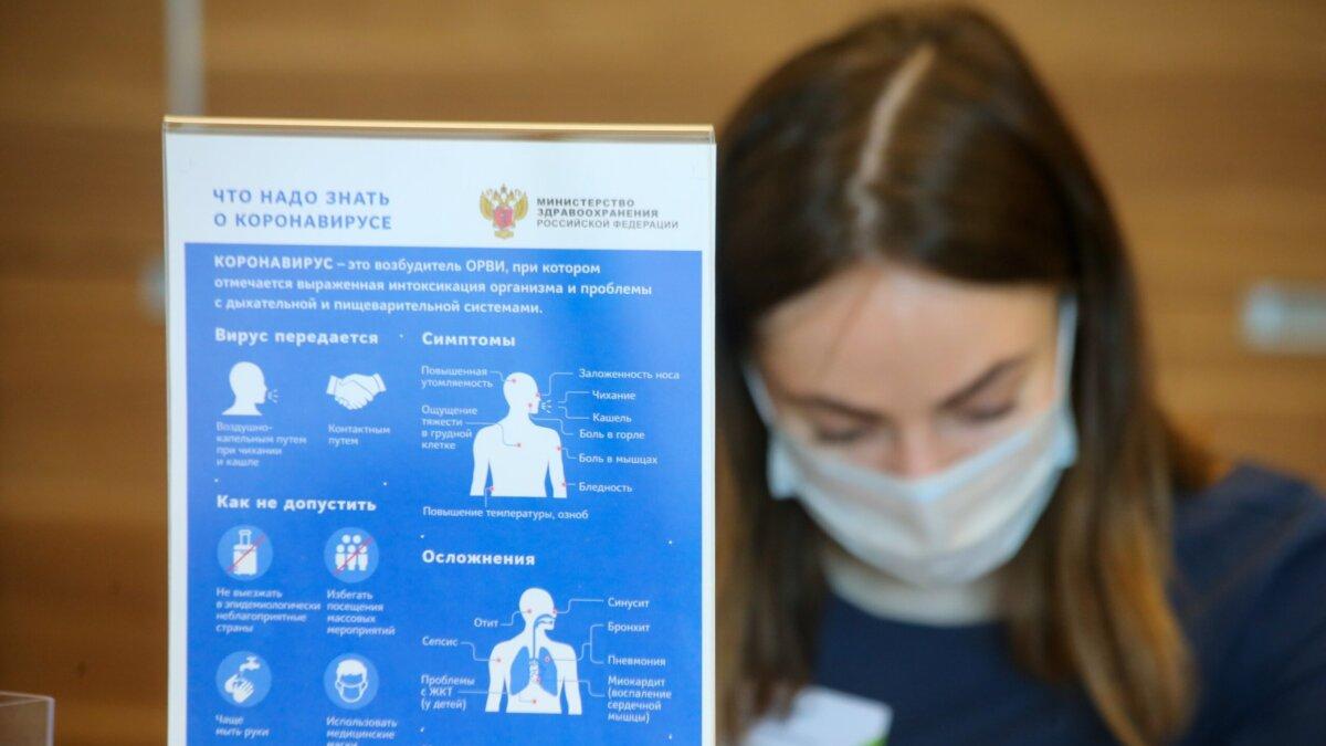 коронавирус больница рецепшн регистратура