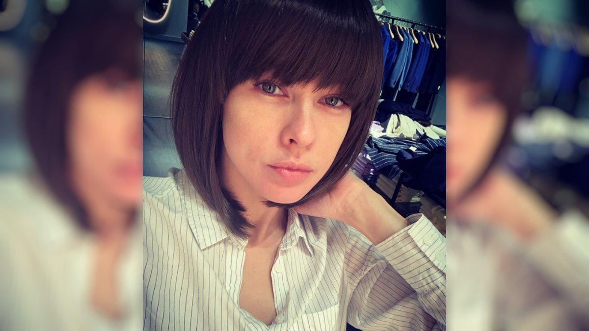 Актриса Катерина Шпица