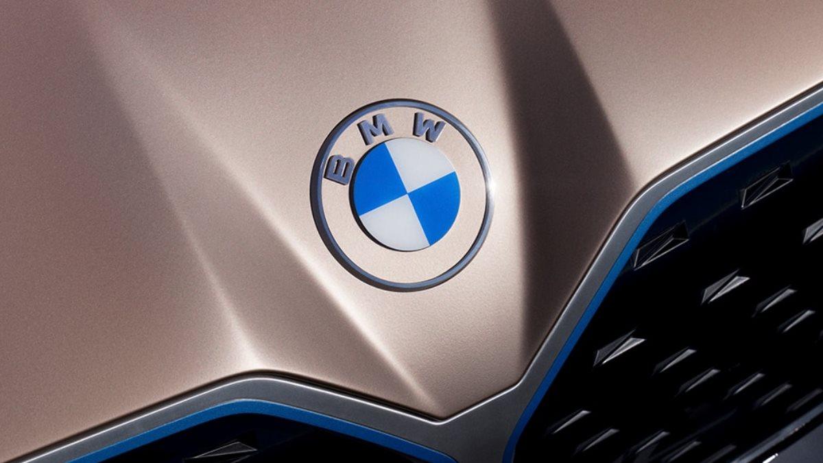 Новый логотип BMW