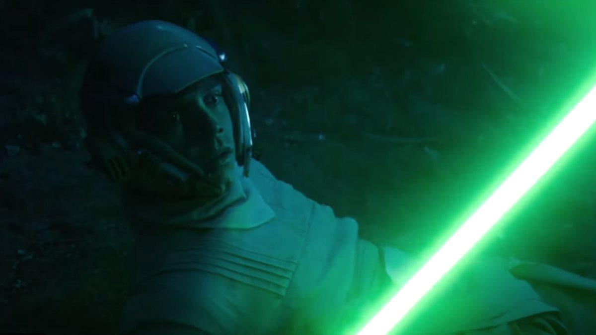 Дополнительная сцена из фильма Звездные войны Скайуокер Восход