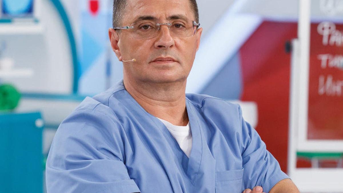 Главврач московской больницы №71 Александр Мясников