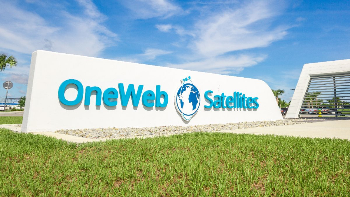 OneWeb логотип