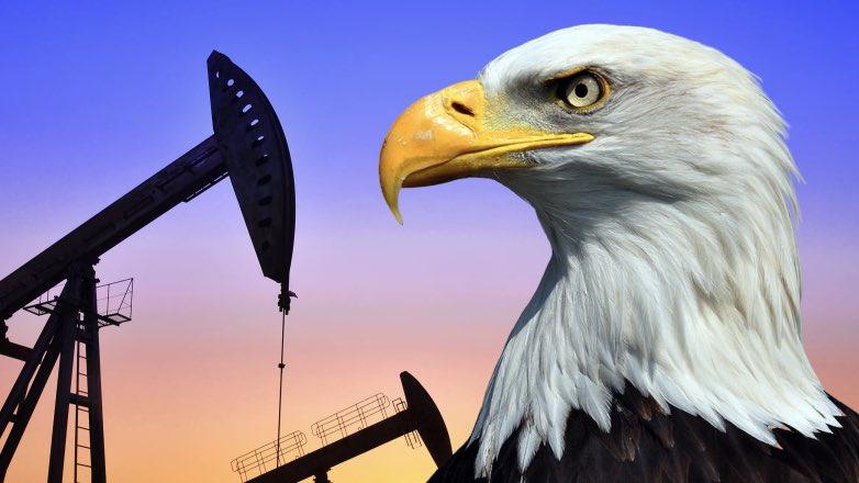 Орел и нефтедобыча