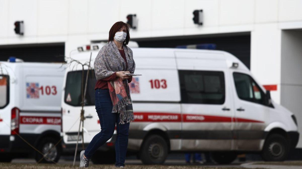 Россия коронавирус пациентка выписка