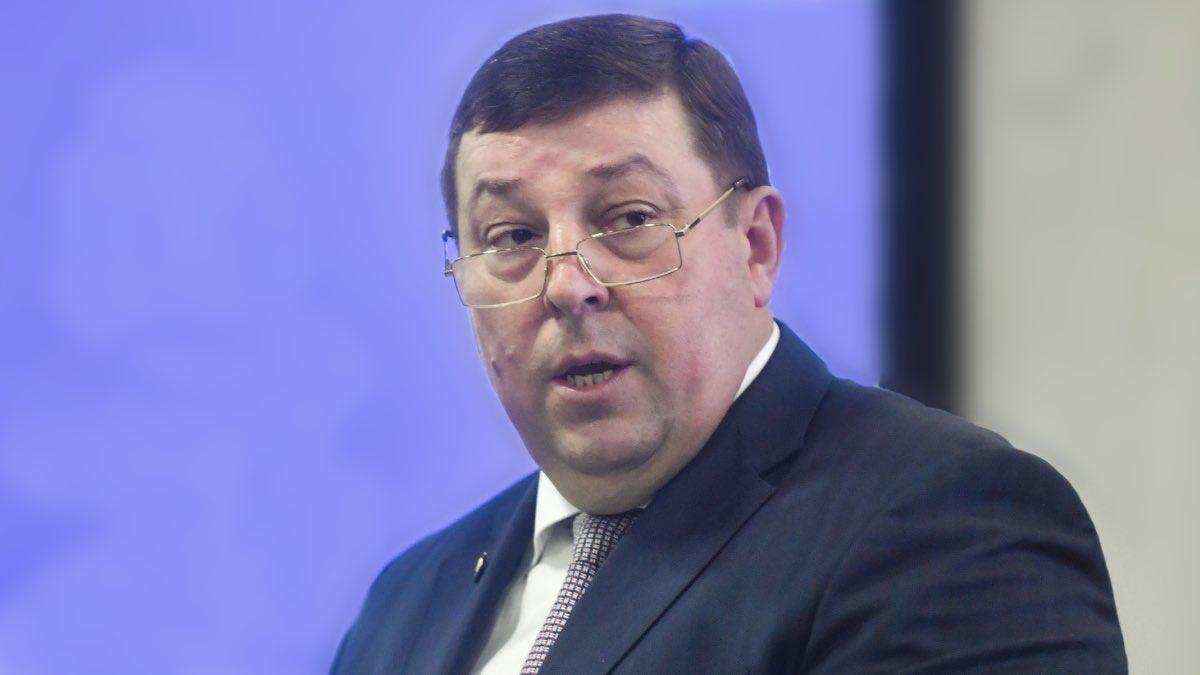 Петр Глыбочко ректор Сеченовского университета