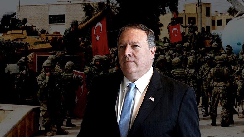 Майк Помпео, госсекретарь США