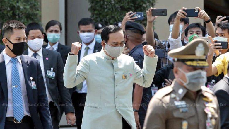 Прают Чан-Оч премьер-министр Таиланда